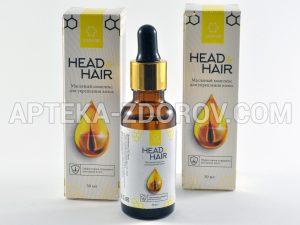 Купить масляный комплекс Head & Hair в аптеке