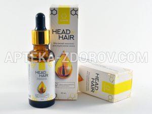 Купить масляный комплекс для волос Head & Hair в аптеке