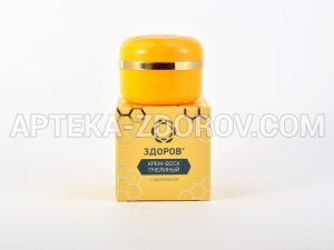 Купить в аптеке крем ЗДОРОВ от псориаза