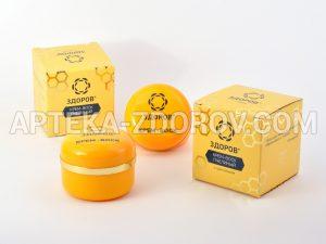 Покупка в аптеке крема от варикоза ЗДОРОВ
